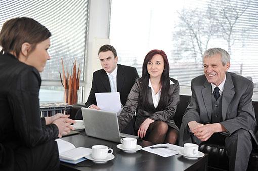 Advanced 2 - Business Meeting